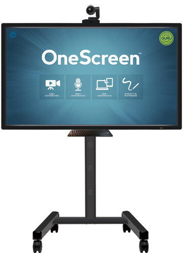 OneScreen-h1-Front-Full-Cart