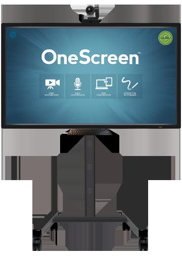 OneScreen-h1-Front-Full-Cart